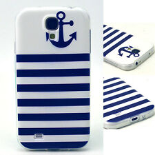 Fashion TPU Pattern Soft Back Case Cover Skins For Samsung Galaxy S4 i9500