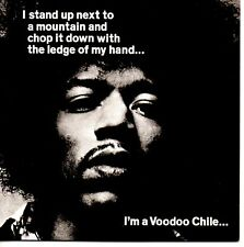 ★☆★ CD Single Jimi HENDRIX I'm a voodoo chile  3-track CARD SLEEVE  ★☆★