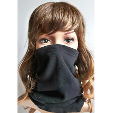 4in1 Winter Thermal Fleece Scarfs Snood Neck Warm Face Mask Beanie Women Hats