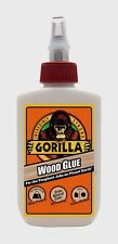 New!! Gorilla Glue Wood Glue 4oz Adhesive High Strength Cures in 24 hrs 6202003