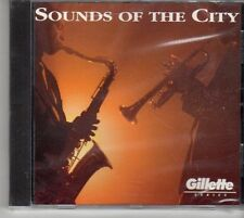 (EV333) Sounds of the City, 8 tracks various artists - sealed CD