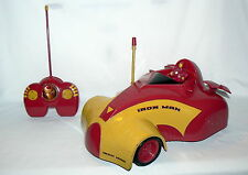 "IMC TOYS IRON-MAN R/C 40 MHZ VEHICLE WITH REMOTE 12 1/2 ""LONG"