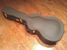 "New Takamine 17"" Jumbo Size Hard Shell Guitar Case For Gibson Martin Taylor Epi"