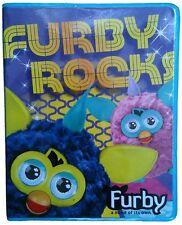 Mini Art Case Furby rocas Niños Escuela Estacionario artesanía Nuevo Regalo