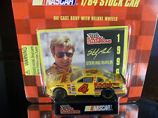 Rare Sterling Marlin #4 Kodak Gold Film 1996 Chevrolet Monte Carlo 1:64 RC