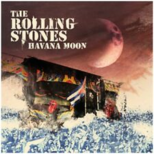 The Rolling Stones - Havana Moon - New 2CD+DVD - Pre Order - 11th November