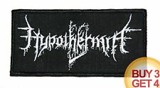 HYPOTHERMIA WT PATCH,BUY3GET4,URFAUST,LIFELOVER,SILENCER,HAPPY DAYS,SHINING,MGLA