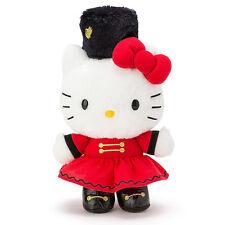 Hello Kitty Plush Doll SS British Guards ❤ Sanrio Japan