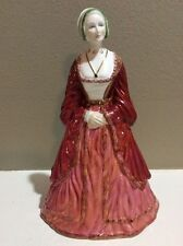 Coalport Henry VIII Anne Of Cleve's Royal Wives