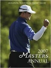 Masters Annual 2007 by Augusta National Golf Club (2007, Hardcover)