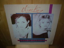 "CLIO & KAY keep on dancing 12""  MAXI 45T Italo"