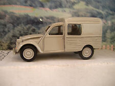 1/43 Vroom  (France) Citroen 2 cv AK 400 Handmade Resin Model Car