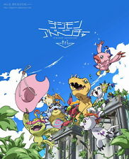 "DM00383 Digimon Adventure - Japan Anime 14""x17"" Poster"