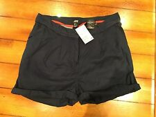 H&M Navy Blue Shorts - Size 8