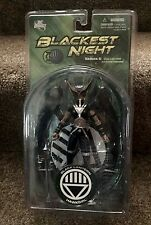 DC Direct Blackest Night Series 6 Black Lantern Hawkgirl