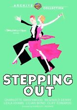 STEPPING OUT (1932 Charlotte Greenwood) -  Region Free DVD - Sealed