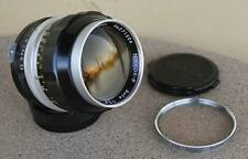 Nikon Nikkor P 105mm F2.5 Manual telephoto portrait Lens - 1971 vintage