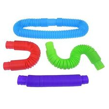 2pc Slinky Pop Tube sensory play autism occupational therapy