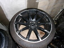 "1 x Mercedes 20"" AMG Multi Spoke SL65 W231 R231 10 Spoke Alloy Wheel Rear"