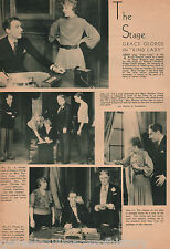 American Play Stage Review - Kind Lady - 1935