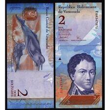 VENEZUELA :  2 Bolivares  del  24.05.2007  Pick  88   FdS  UNC