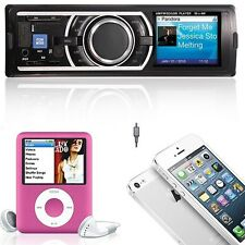 In-car Stereo Car FM Radio/Audio in dash MP3 Player USB Single 1 DIN Non CD/DVD