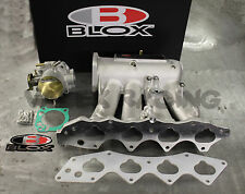 Blox Intake Manifold & 70mm Tuner Throttle Body Integra 94-01 GSR B18C1 DC2