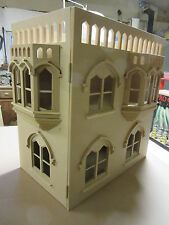 Dolls House 1/12 scale Tower House Extension Mediaeval Stone Building KIT  DHD