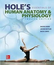 Hole's Essentials of Human Anatomy and Physiology by David Shier (2014,...