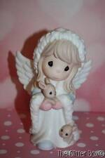 Precious Moments Winter Angel Figurine #113094 Collectible Figurines Shabby Cott