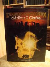 L'Univers Mystérieux d'Arthur C. CLARKE 1981