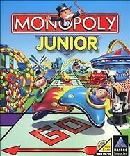 Monopoly Junior  Jr. version of the world's most popular game