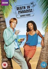 Death In Paradise Series 3 TV Season 3 Three Region 4 New DVD (3 Discs)