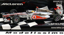 1:43 Minichamps McLaren Mercedes MP4/26 Winner GP China Hamilton 2011