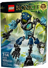 NEW LEGO Bionicle Storm Beast 71314 - Reboot Ultrabuild Hunter Ice Water Mask