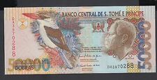 Saint Thomas & Prince 50000 Dobras 2010 UNC P. New,  Banknote, Uncirculated