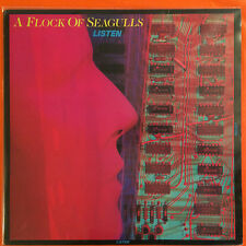 A FLOCK OF SEAGULLS - Listen (Vinyl LP) Arista/Jive JL8-8013