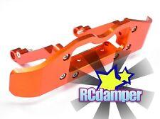 ALUMINUM FRONT BUMPER ANIMAL GUARD OR HPI 1/8 SAVAGE X XL FLUX 4.6 5.9 SS