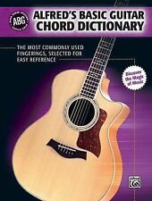 Alfred's Basic Chord Dictionary (Alfred's Basic Guitar Library), Morton Manus, N