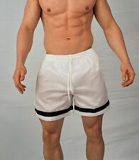 USED Soccer Shorts ADULT SMALL SATIN MATERIAL