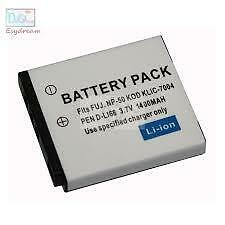 Kodak Camera Battery for KLIC 7004 V1073 V1253 M103