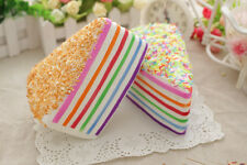 14CM Colossal Squishy Cake Scented Super Slow Rising Gift Destress Fun Toy&*