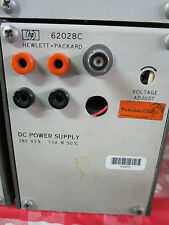 HP 62028C HEWLETT PACKARD STABLE PROFESSIONAL POWER SUPPLY 28 VOLTS 1.5 AMPS