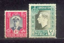 RSA South Africa 2 Old Stamps  MH