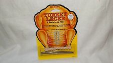 No Sew Heuck Original Turkey Lacer Ideal for Poultry, Fish, Chops, Meat, 6 Pins
