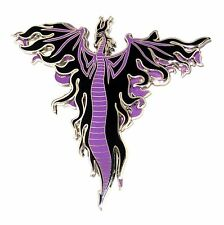 NEW RARE LE 750 Jumbo Disney Pin✿Alex Maher Villain Maleficent Dragon Cruise DCL