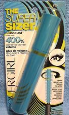 "COVERGIRL ""THE SUPER SIZER"" 400% CORNER TO CORNER VOLUME MASCARA 805  BLACK"