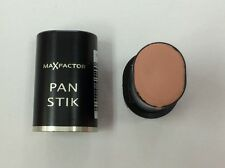 Max Factor Pan-Stik Foundation Makeup #60 Deep Olive No Box