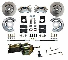 1964 65 66 Ford Mustang Power Front Disc Brake Conversion Kit auto transmission