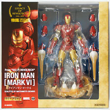 Kaiyodo Legacy of Revoltech LR-040 Iron Man Mark VI Ironman Figure 4537807091000